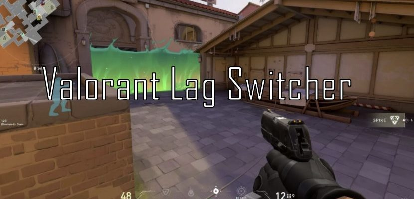 Valorant Lag Switcher